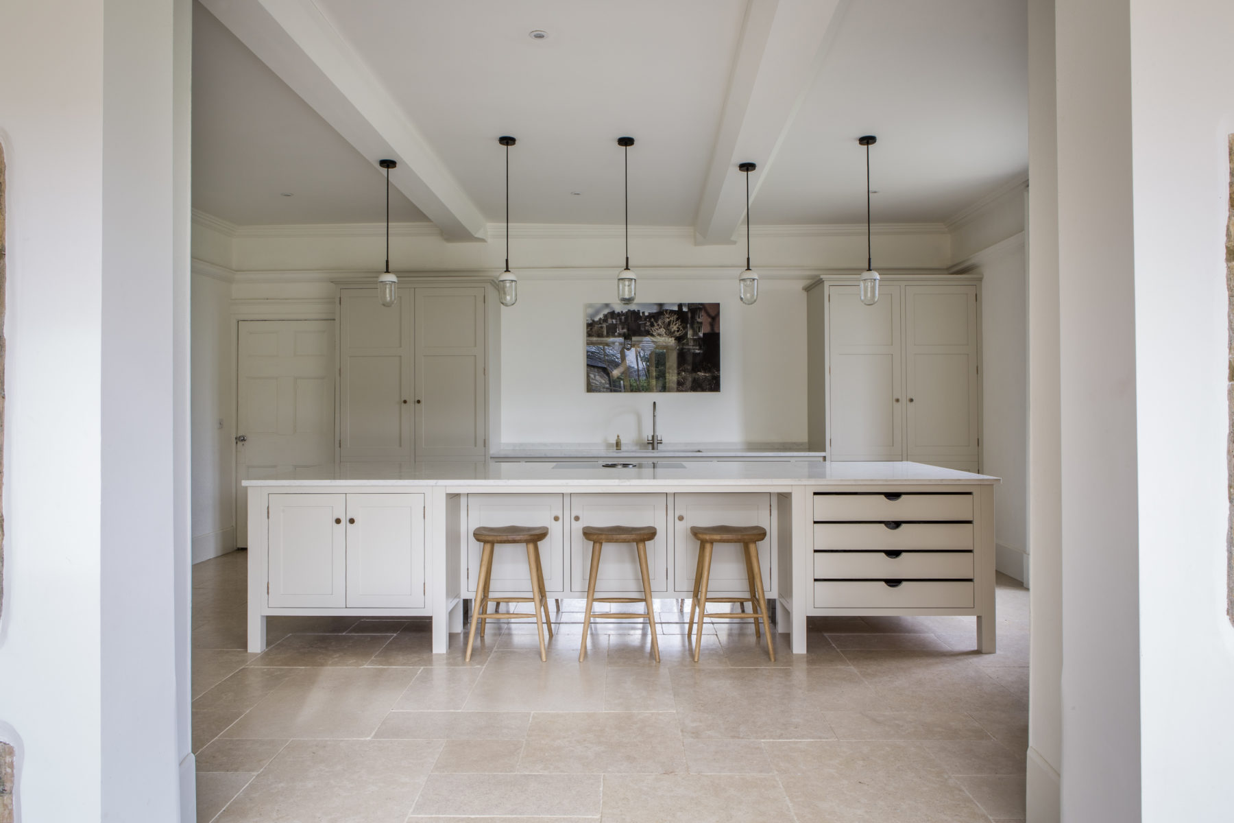 Langstaff-Ellis Luxury Cotswold Kitchen